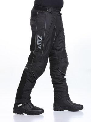 ZEUS DAKAR ALL SEASON RIDING PANTS BLACK
