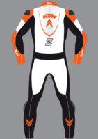 Zeus Evo-Tech Race Suit KTM Custom Fit