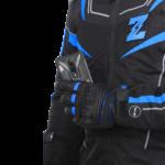 ZEUS AIRDRIFT SP-X SMART JACKET BLACK BLUE
